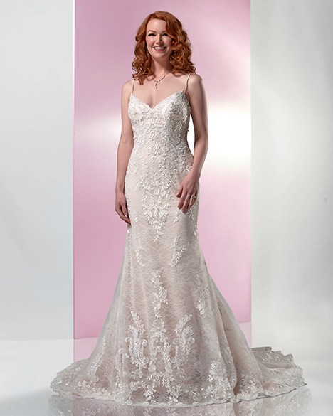 PA9350N gown from the 2019 Venus Bridal: Pallas Athena collection, as seen on Bride.Canada