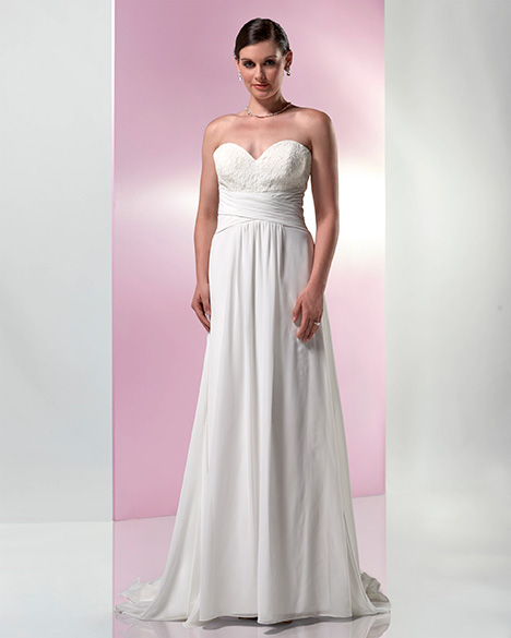 VN6994 gown from the 2019 Venus Informal collection, as seen on Bride.Canada