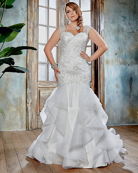 VW8778 gown from the 2019 Venus Woman collection, as seen on Bride.Canada