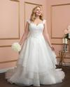 Romantic Bridals: Curvy Bride