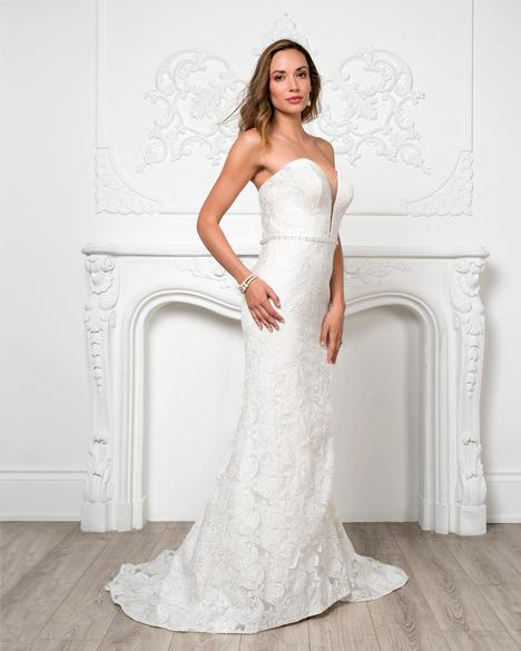 5201 gown from the 2019 Romantic Bridals: Hearts Desire collection, as seen on Bride.Canada