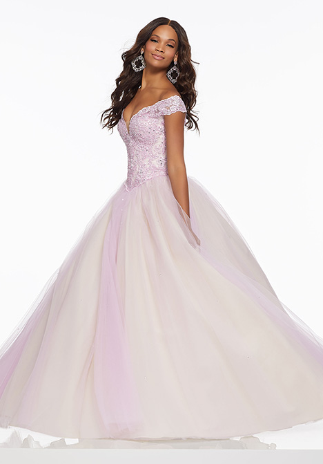 43076 gown from the 2019 Mori Lee Prom collection, as seen on Bride.Canada