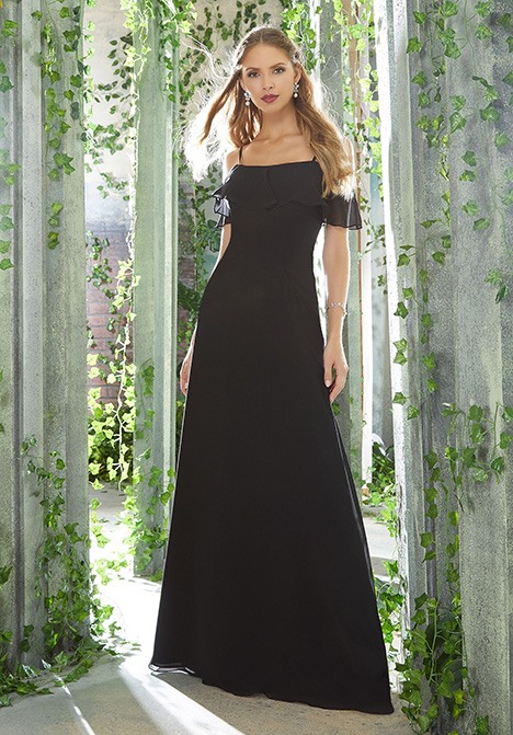 gown from the 2019 Morilee Bridesmaids collection, as seen on Bride.Canada