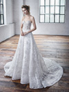 Badgley Mischka Bride Charlene
