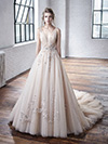 Badgley Mischka Bride Cheryl