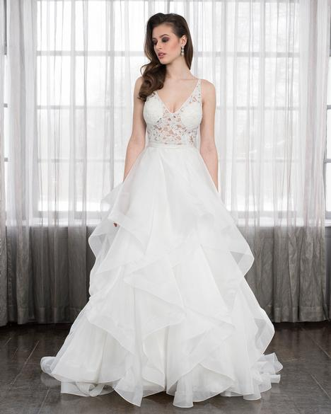 gown from the 2018 Romantic Bridals: Hearts Desire collection, as seen on Bride.Canada