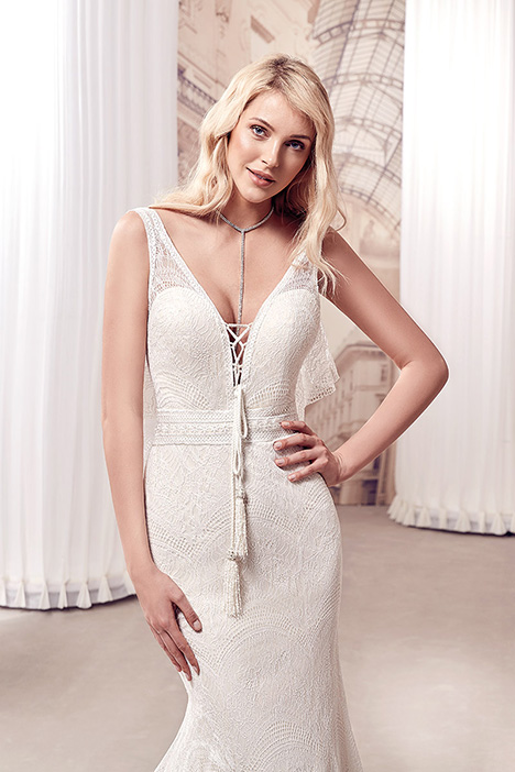 MD292 gown from the 2019 Eddy K Milano collection, as seen on Bride.Canada