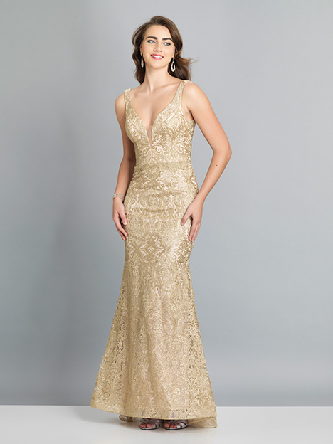 7787 gown from the 2019 Dave & Johnny Special Occasions collection, as seen on Bride.Canada