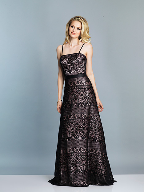 6914 gown from the 2019 Dave & Johnny Special Occasions collection, as seen on Bride.Canada