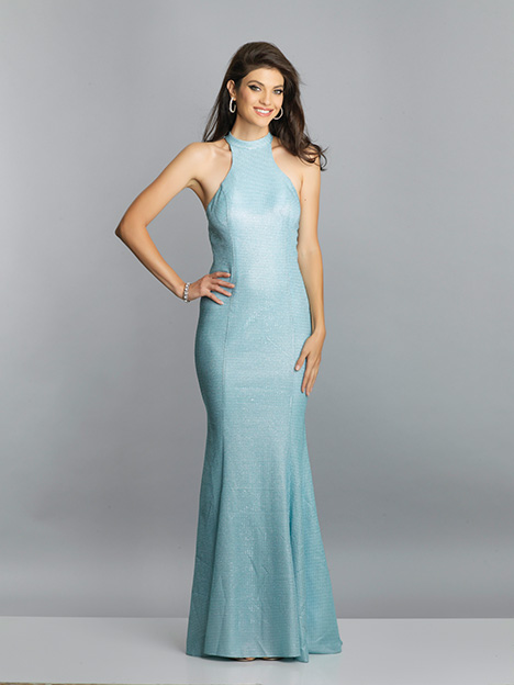 6916 gown from the 2019 Dave & Johnny Special Occasions collection, as seen on Bride.Canada