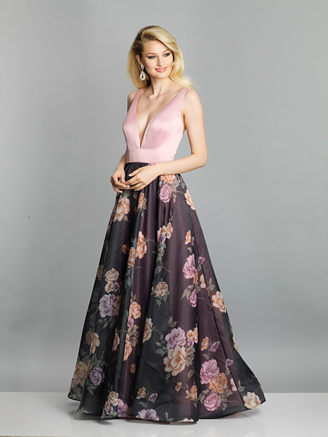 6930 gown from the 2019 Dave & Johnny Special Occasions collection, as seen on Bride.Canada