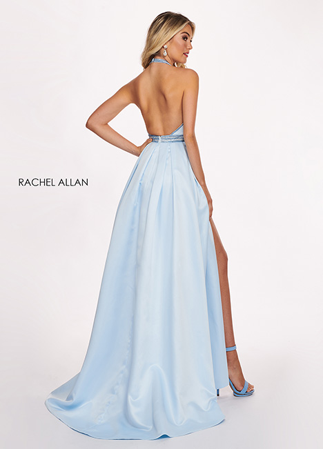 6423 (back) gown from the 2019 Rachel Allan collection, as seen on Bride.Canada