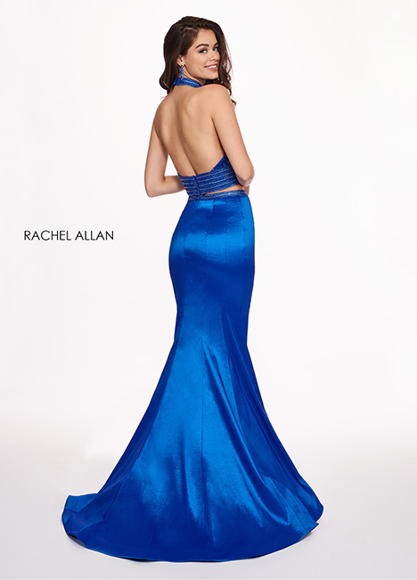 6511 (back) gown from the 2019 Rachel Allan collection, as seen on Bride.Canada