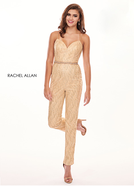 6557 gown from the 2019 Rachel Allan collection, as seen on Bride.Canada