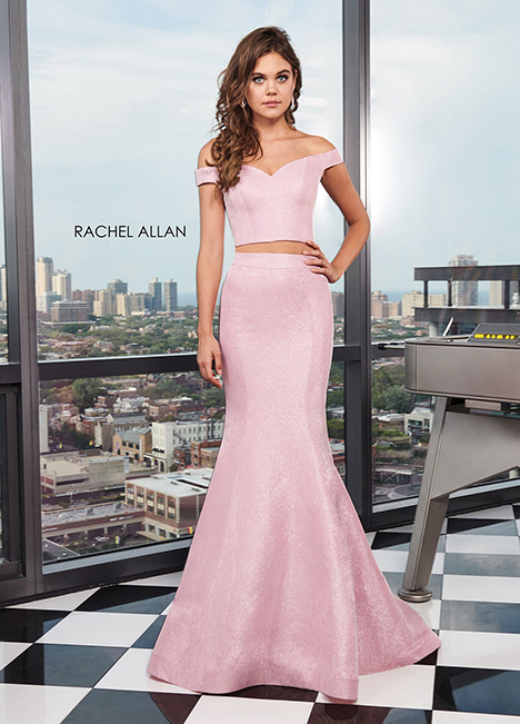 6603 gown from the 2019 Rachel Allan collection, as seen on Bride.Canada