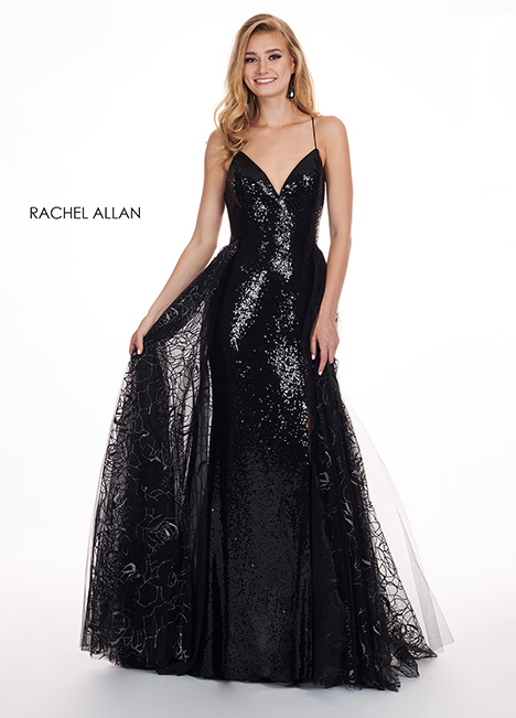 6606 gown from the 2019 Rachel Allan collection, as seen on Bride.Canada