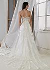 Cizzy Bridal CZ2497 Back