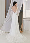 Cizzy Bridal CZ 6076 Back