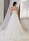 Cizzy Bridal CZ 6086 Back