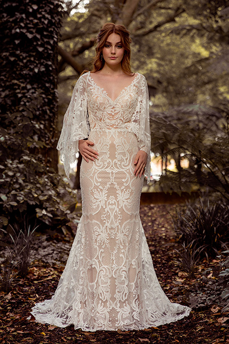 WS 261 gown from the 2019 Wedding Societe collection, as seen on Bride.Canada