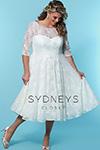 Sydney's Closet Bridal+ SC 5212 Front