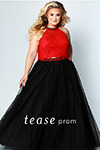 Tease Prom+ TE 1717 Red
