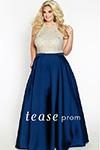 Tease Prom+ TE 1837 Navy