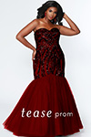 Tease Prom+ TE 1905 Cranberry