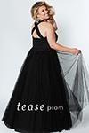 Tease Prom+ TE 1925 Black Back
