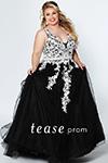 Tease Prom+ TE 1927 Black