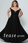 Tease Prom+ TE 1941 Black