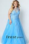 Tease Prom+ TE 1944 Blue