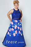 Tease Prom+ TE 1949 Navy Floral