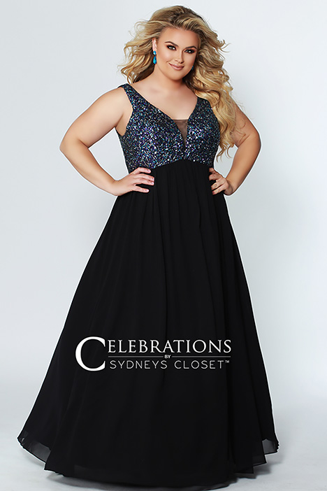 CE 1813 gown from the 2019 Sydney's Closet Celebrations+ collection, as seen on Bride.Canada