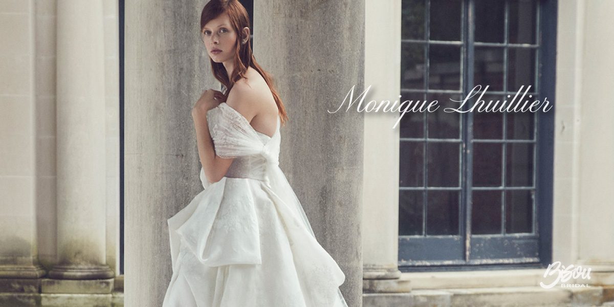 23d4c11c1b44c Monique Lhuillier is the epitome of romanticism. In her designs, she has  perfected the art of bringing a modern sophistication to the most classic  bridal ...