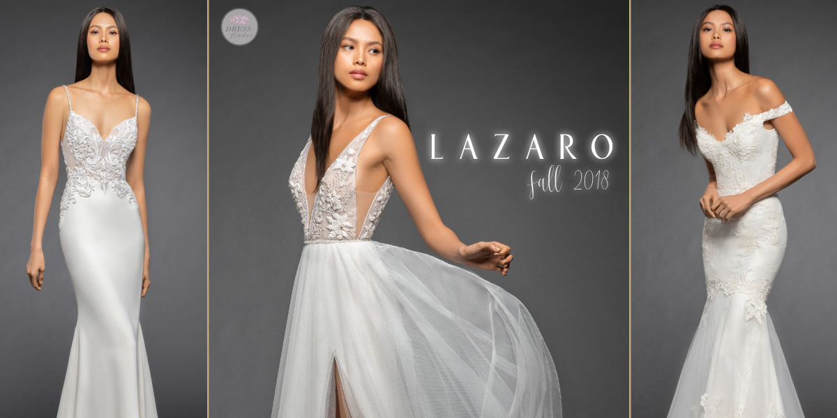 Designed To Enchant And Seduce Lazaro Creates Frothy Ball Gowns Sculptured Trumpets