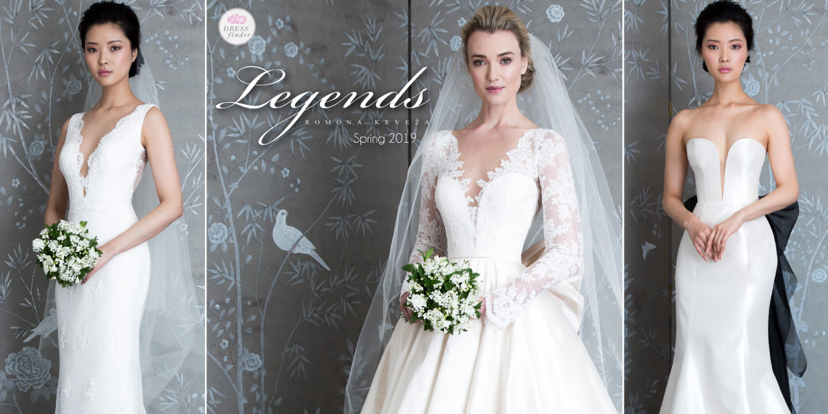 ea785ac09853 Legends Romona Keveza Wedding Dresses | DressFinder