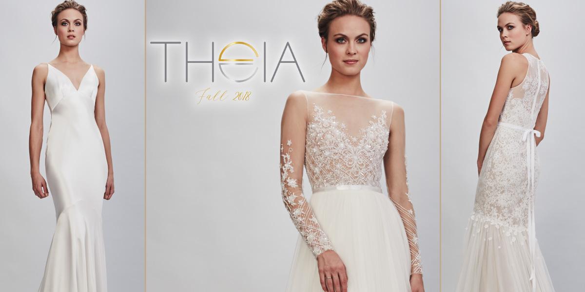 Theia White Collection