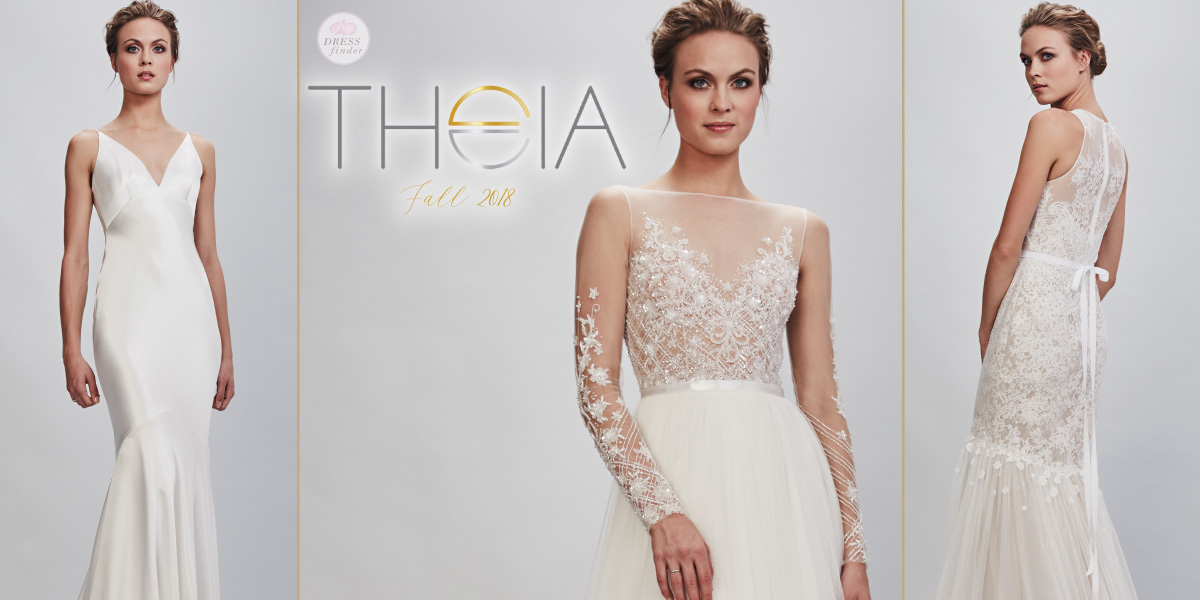 Theia White Collection