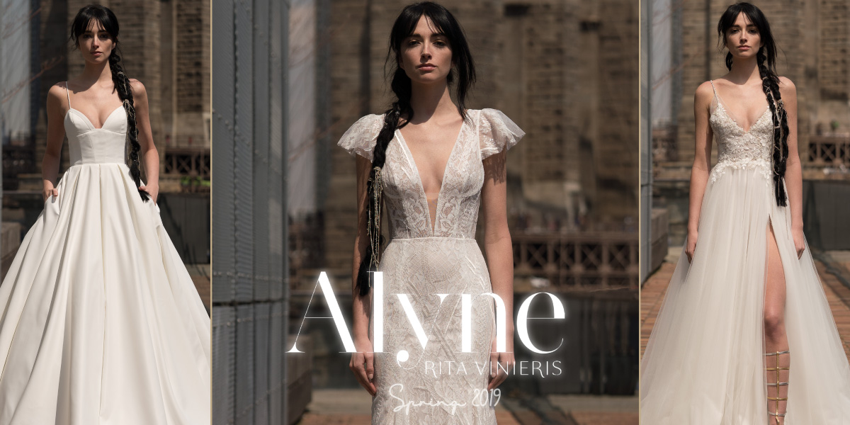 Alyne Wedding Dresses in Canada | The Dressfinder