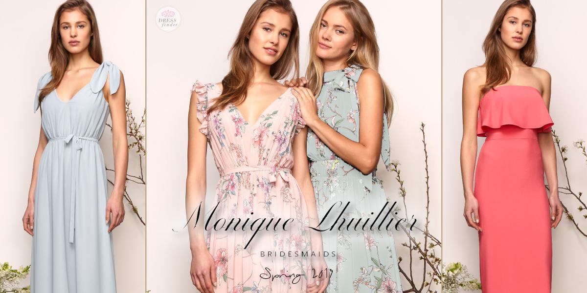 Monique Lhuillier: Bridesmaids