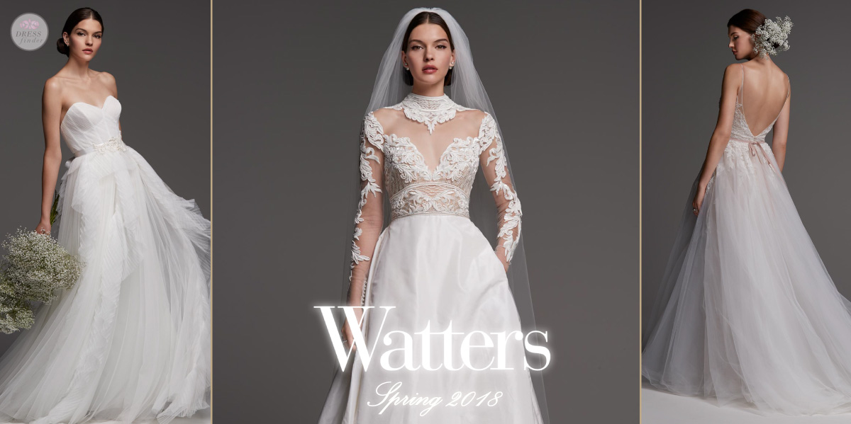 199 Wedding Dresses By Watters Brides