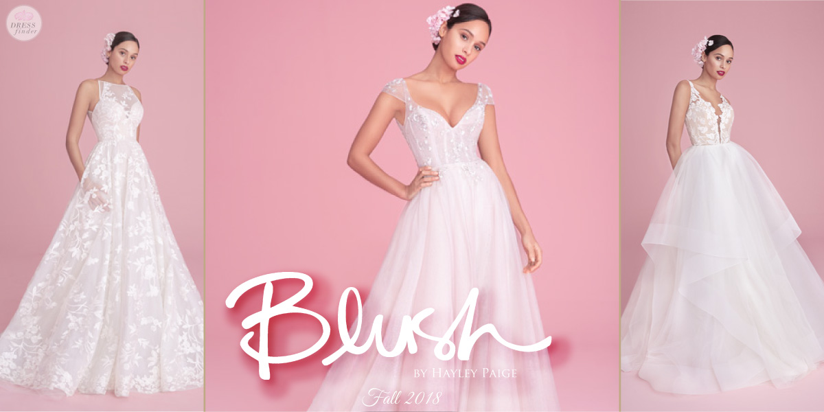 Blush by Hayley Paige