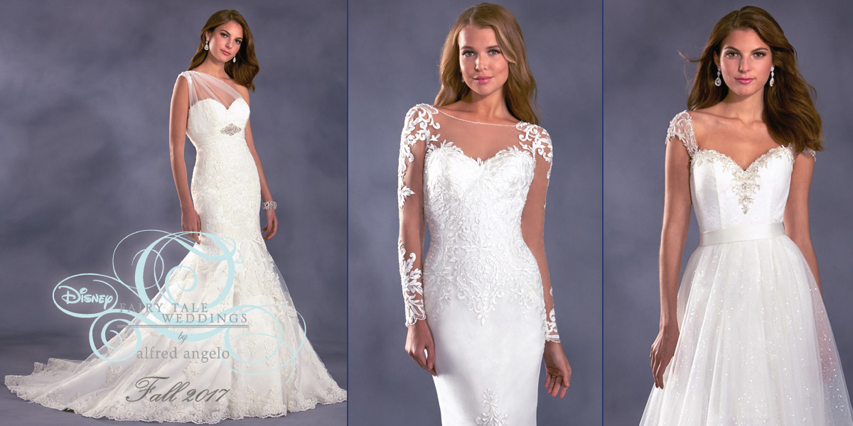 Alfred Angelo : Disney Fairy Tale Bridal