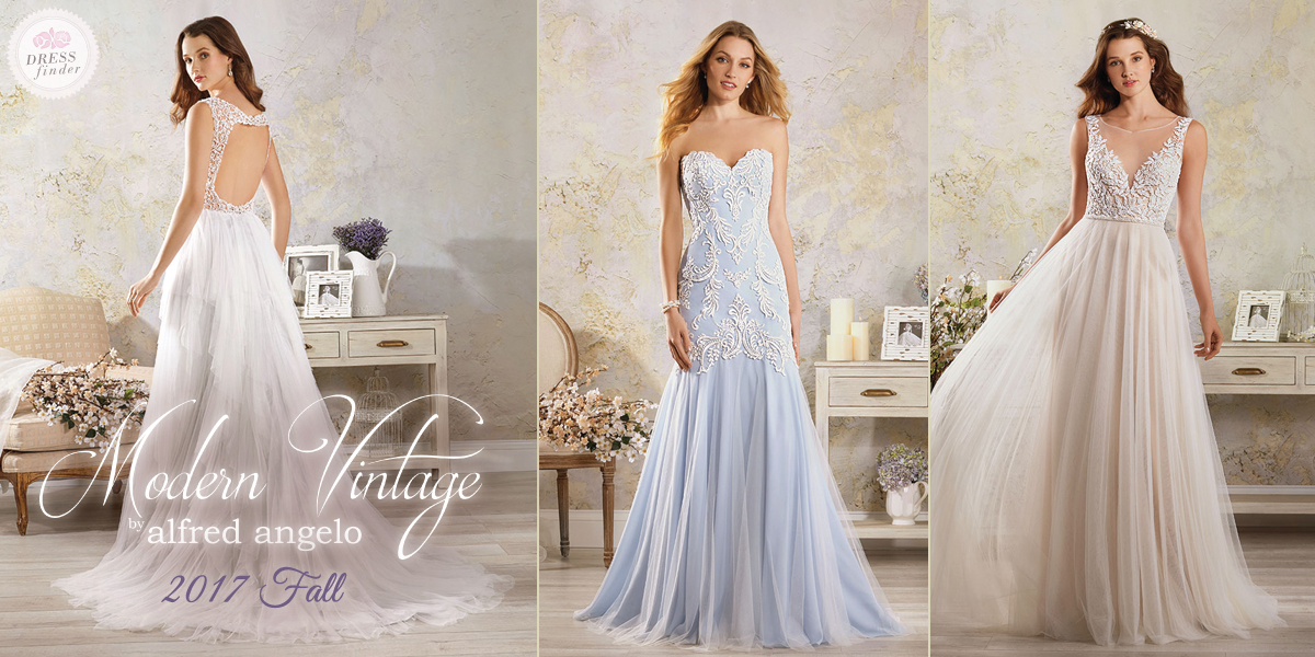 Alfred Angelo : Modern Vintage Bridal