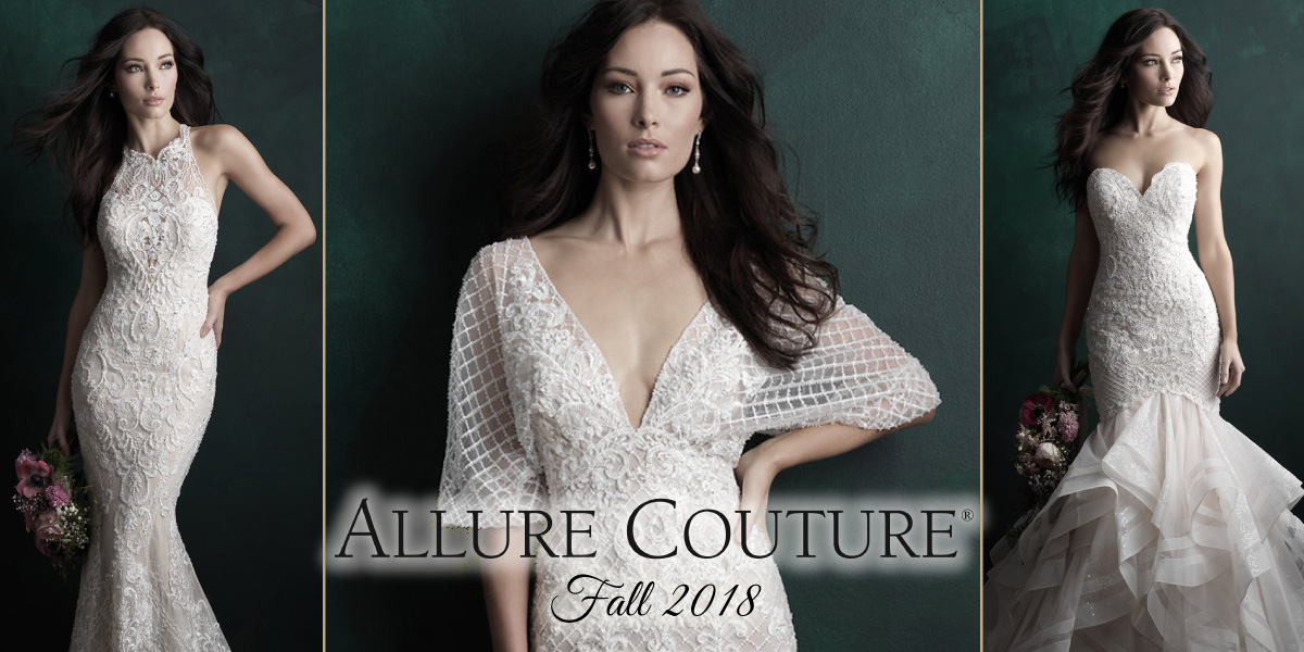 Allure Bridals : Allure Couture