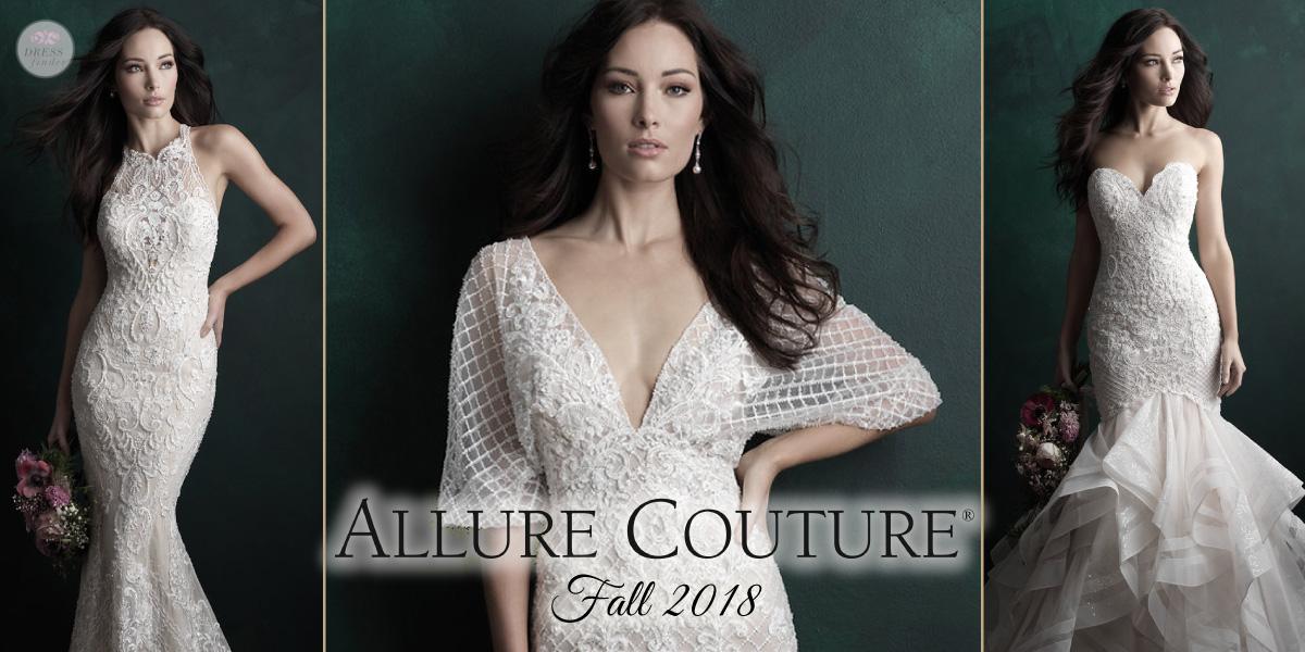 Allure Bridals : Allure Couture