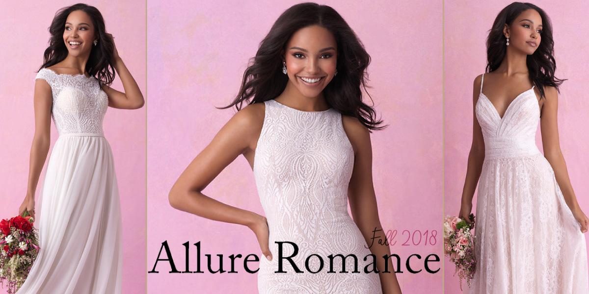Allure Bridals : Allure Romance