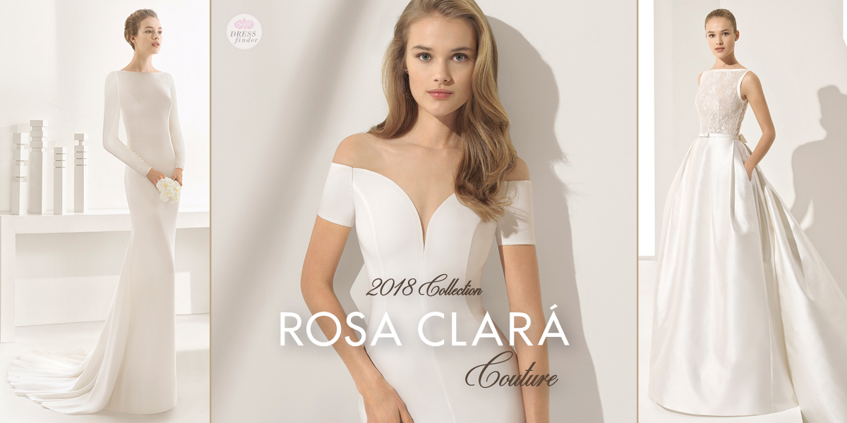 Rosa Clara Couture Wedding Dresses | DressFinder