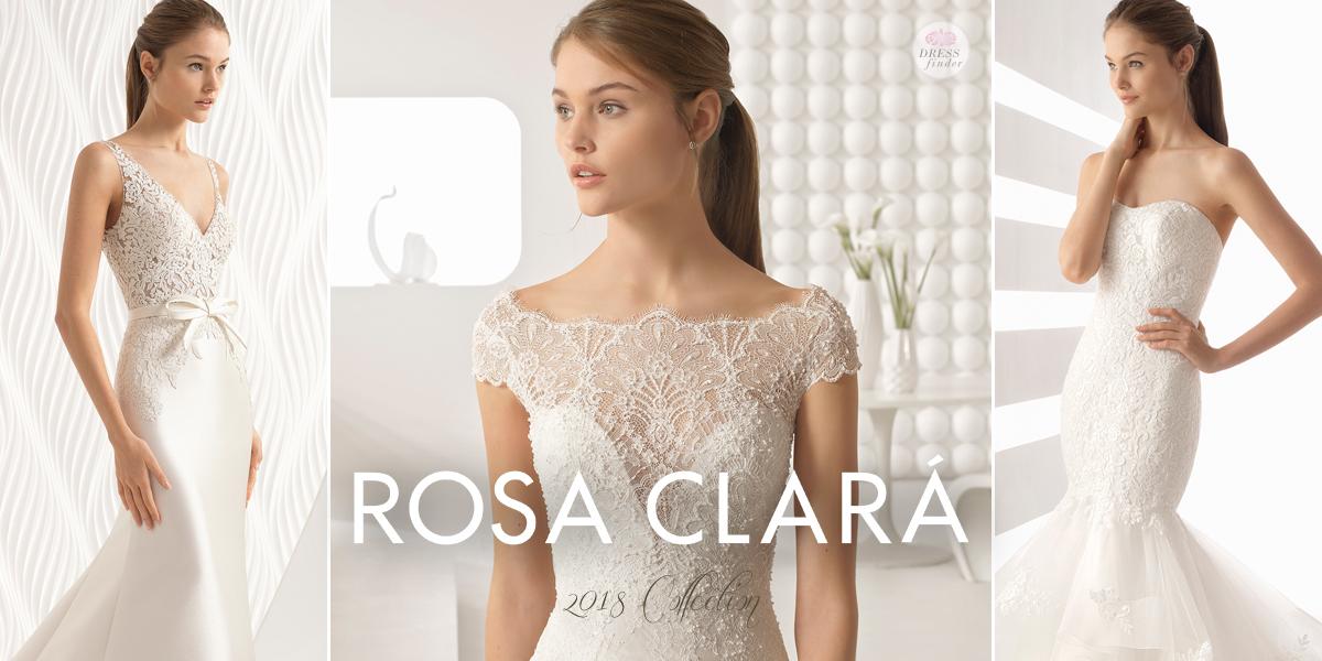 Rosa Clara Wedding Dresses | DressFinder